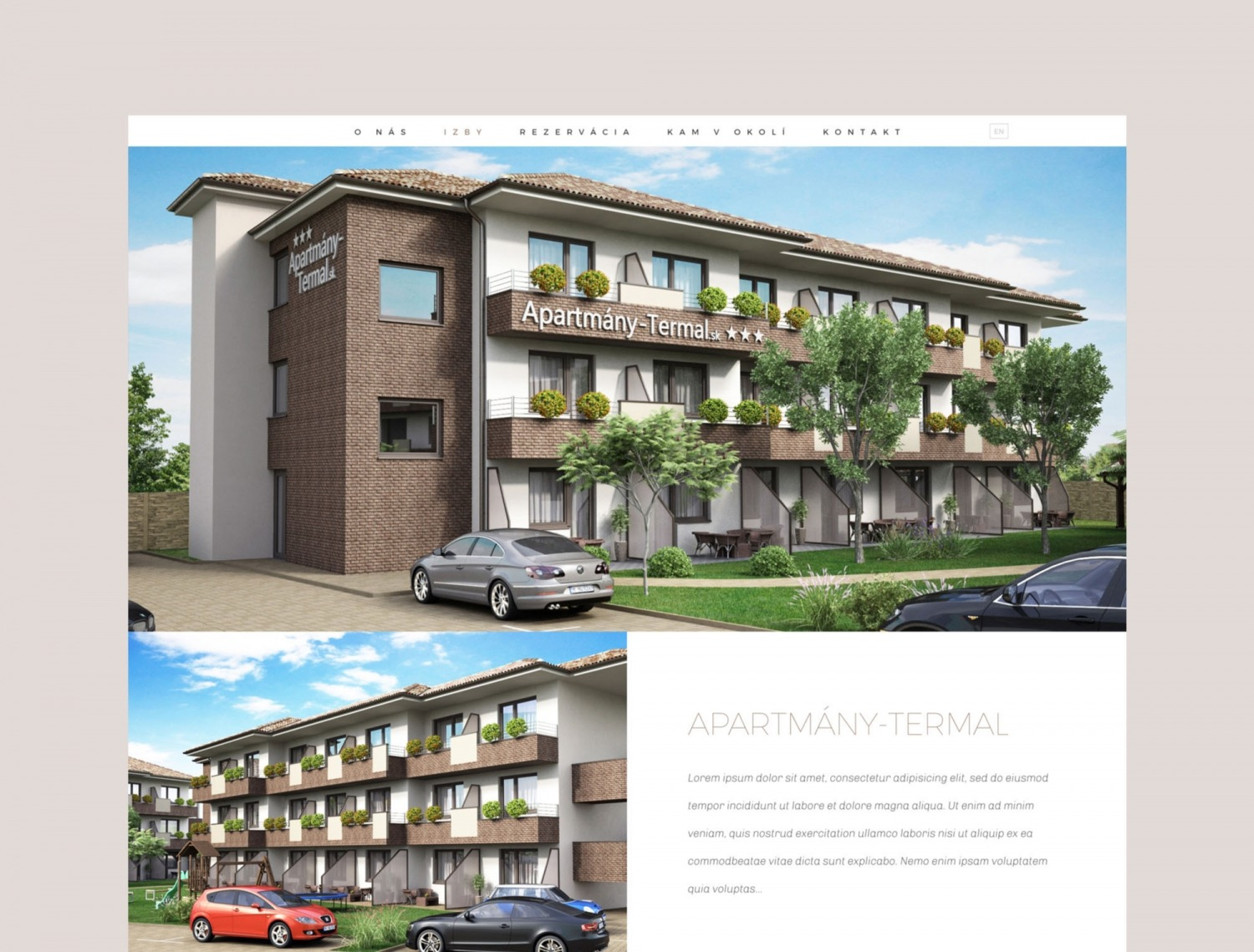 Apartmany Thermal